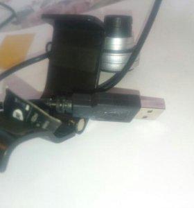 Вебкамера Ritmix 720 HD