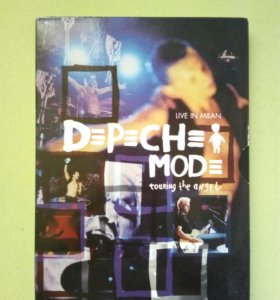 Depeche Mode Touring the Angel 2cd
