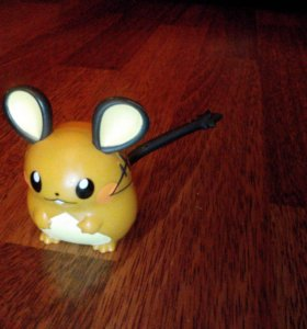 Dedenne pokemon happy meal McDonald's
