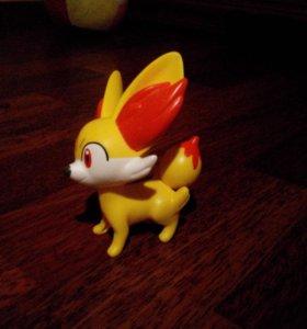 Fennekin pokemon happy meal McDonald's