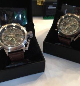 AMST (новые) армейские мужские часы