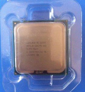 Процессор e6550 ,