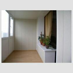 Внутренняя отделка балконов!!!!ремонт!!
