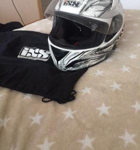 Мото шлем S
