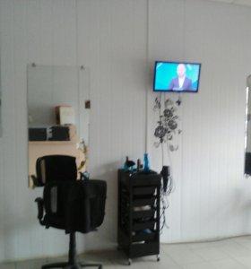 Кресло парикмахерское в аренду