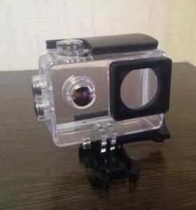 Защитный, водонепроницаемый бокс для экшен-камеры.