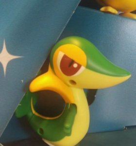 Snivy pokemon happy meal McDonald's
