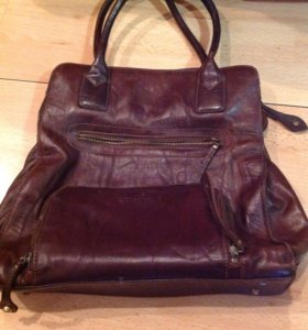 Кожаные женские сумки - bagsbutikshop