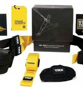 Trx петли TRX PRO Suspension Training kit