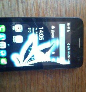 Телефон ALCATEL onetouch PiXi
