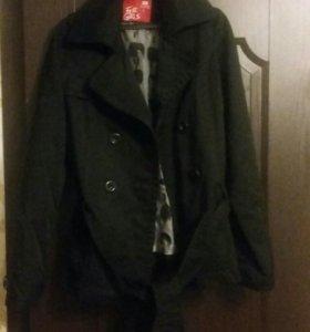 Пальто третч