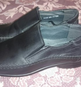 Туфли -мокасины