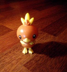 Torchic pokemon happy meal McDonald's