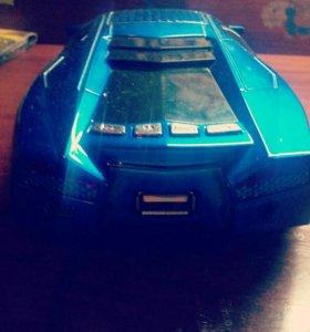 Колонка -Машина
