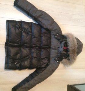 Куртка на мальчика р-р 164