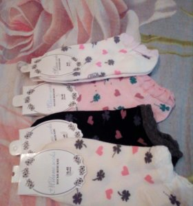 Носочки женские