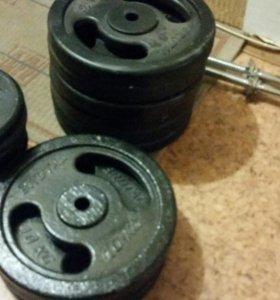Спортивное железо
