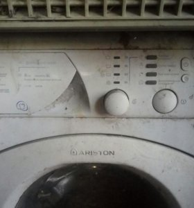 Стиральная машинка Ariston