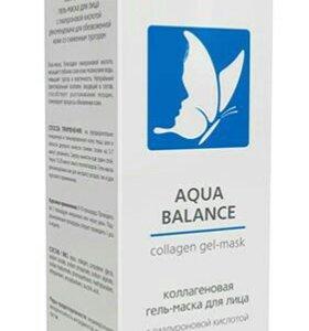 Гель-маска для лица Aqua Balance