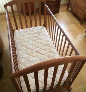Кроватка-качалка Papaloni