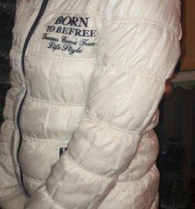 Куртка демисез. (на 10-12лет)