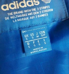 Куртка пальто Adidas оригинал