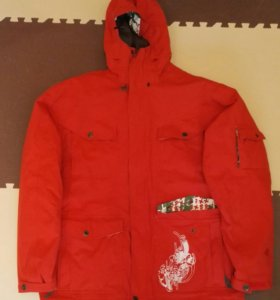 Зимняя куртка Саломон новая