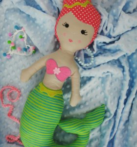 Куколка русалочка
