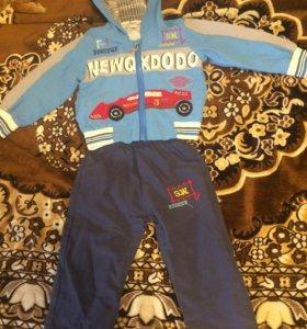 Курточка и брючки р86-92