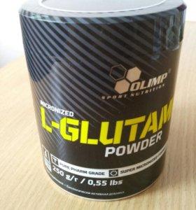 L - glutamine power