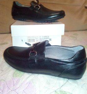 Школьная обувь для мальчика. 35 размер. Новые.