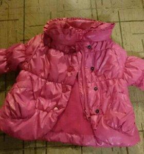 Куртка детская Zara baby