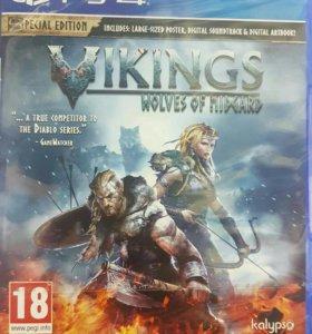 Vikings PS4