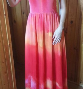 Платье новое INCITY (в пол)