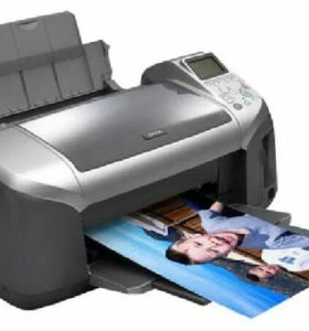 Epson stylus r 300 принтер