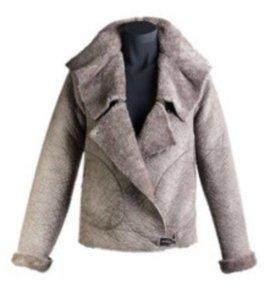 Утеплённая куртка copcopine