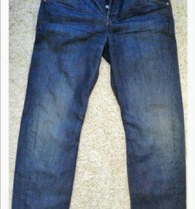 Джинсы Levis Engineered Jeans 31/32