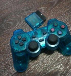 Беспроводной геймпад для Sony Playstation 2