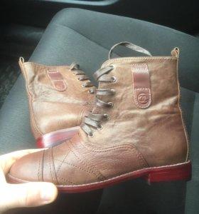 Ботинки Chanеl