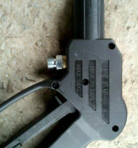 Пистолет от минимойки высокого давления HUTER