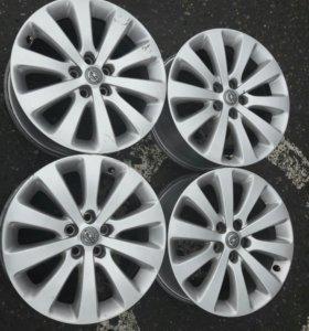 Литые диски р17