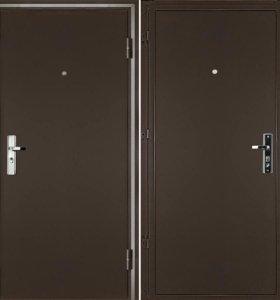 Входная дверь LMD металл/металл