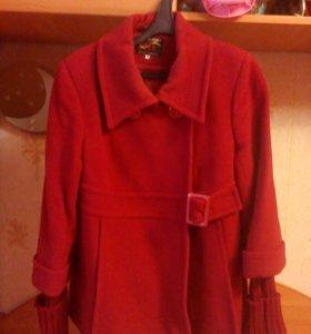 Пальто для беременных 48