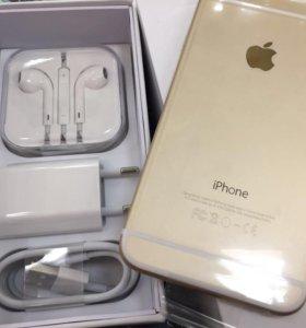iPhone 6 64Gb Gold (Золотой)НОВЫЙ