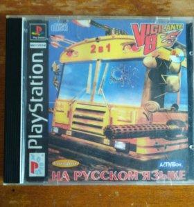Диски для Play Station 1