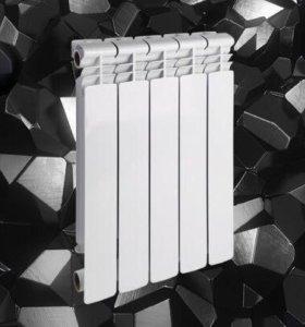 Биметаллический радиатор firenze