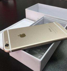айфон 6 64гб (золото)