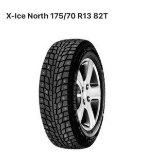Резина Michelin x-ice north 82T