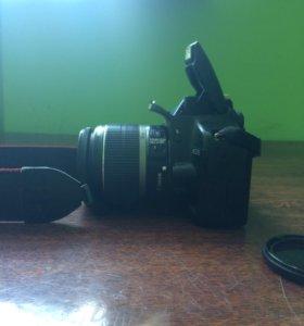Продам фотоаппарат CANON 450D