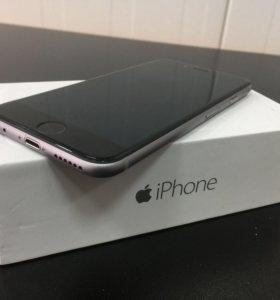 айфон 6 64гб (черный)